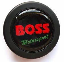 Boss Motorsport Steering Wheel Replacement Horn Button With Mounting Plate