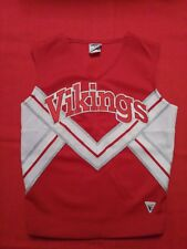 Varsity Cheerleader Girl Vikings Uniform Outfit Top Size 34