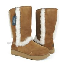4268198059e UGG Australia Suede Mid-Calf Boots for Women for sale | eBay