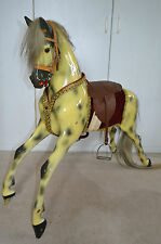 Karussellpferd, Schaukelpferd Antik , Rocking Horse Antique .