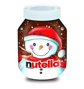 FERRERO Nutella Hazelnut Chocolate Spread 1kg (Pack of 2)