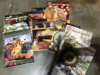 The DECORATIVE PAINTER Lot of 9 - 1995 1997
