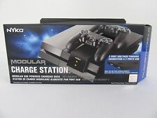 NYKO Playstation 4 PS4 USB Powered For Controllers Charge Station Dock 83217 NEW