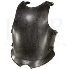 18GA Steel Medieval Armor Cuirass/Breastplate Gothic Chest Plate Costume BR63