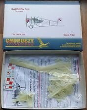 A215 - CAUDRON G.III-Single seat- Choroszy Modelbud-1/72