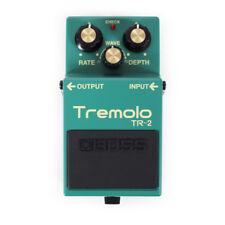 Boss Tremolo TR-2 Tremolo Guitar Effect Pedal