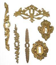Lot de 6 ENTRÉES de Clés en Bronze pour Meuble XIXe Bronzes d'Ameublement #6