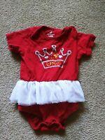USC TROJANS College 6 -12 MONTH INFANT GIRLS ONE PIECE TUTU Princess #DC