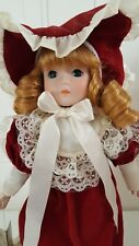 Dream Dolls Victorian Porcelain Vintage Doll