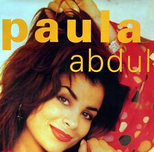 Paula Abdul Rare Unused Original Tour Poster