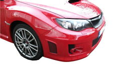 Subaru Impreza STi - Air Dam Grille Set - Black finish (2011 to 2014)