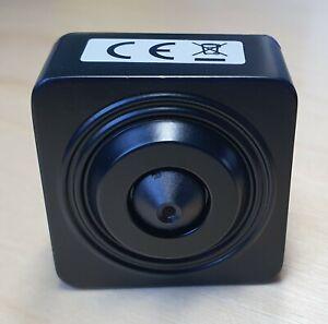 HikVision DS-2CD2D14WD -12V DC / POE IP Kamera Pinhole Camera