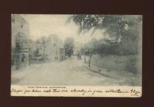 Gloucestershire Glos BRISLINGTON Tram Terminus 1905 PPC