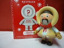 New listing Hallmark 2013 Mystery Frosty Cowboy Ornament Collectible New In Box