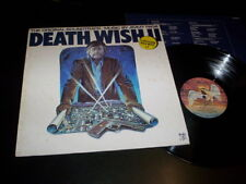 """Jimmy Page """"Death Wish II (The Original Soundtrack)"""" LP Swan Song W 59415 ITA"""