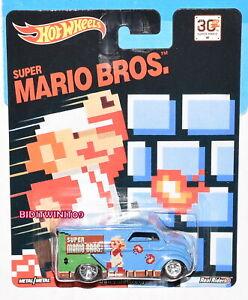 Hot Wheels 2015 Pop Kultur Super Mario Bros Milch Lieferung