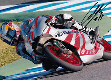 Marcel Schrotter Hand Signed Mahindra Racing 7x5 Photo 125cc 2011 3.