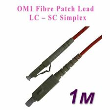 Single-Mode SC LC Optical Fiber Cables