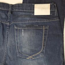 GANT MAN'S CAROL NORMAL WAIST REGULAR FIT CROPPED JEANS W34 L24