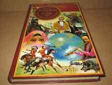 Jules Verne Le tour du monde en 80 jours Christophe Colomb 1989