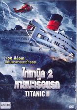 Titanic II (2010) DVD R0 - The Asylum, Shane Van Dyke, Marie Westbrook, B-movie