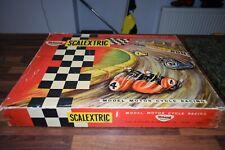 Scalextric Motor Bicicleta Y Sidecar Racing Set MC1