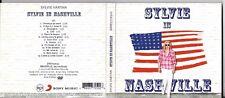 CD DIGIPACK 13T + DVD SYLVIE VARTAN IN NASHVILLE EDITION LIMITÉE 2013
