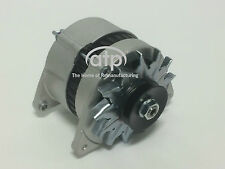 NEW CANAL BOAT ALTERNATOR HIGH OUTPUT 75 AMP A127 TYPE DUAL TERMINATION, L/H FIT