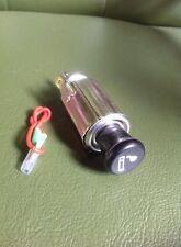DATSUN SKYLINE 180K 240K 280K C10 C110 CIGARETTE LIGHTER PLUG & SOCKET 12v. SET