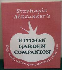 # 2 TASTE MINI COOK BOOK - KITCHEN GARDEN COMPANION by STEPHANIE ALEXANDER
