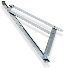 """22"""" Stainless Steel Heavy Duty Window Hinges / Friction Stays"""