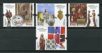 Portugal 2018 MNH European Year of Cultural Heritage 4v Set Art Cultures Stamps