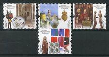 Portugal 2018 MNH European Year of Cultural Heritage 4v Set Art Cultures Stamps