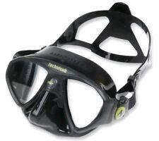 Aqualung Technisub Micromask BLACK Aqua Lung micro mask Freediving spearfishing