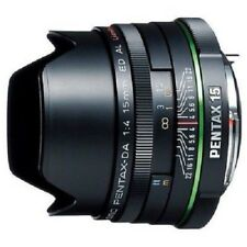 USED Pentax DA 15mm f/4 ED AL Limited Excellent FREE SHIPPING