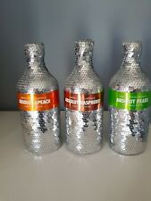 Absolut Vodka Silver Mosquerades X3 Set Empty