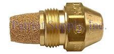 Delavan 2.50 GPH 70° B Solid Oil Burner Nozzle 25070B Solid Cone Nozzle