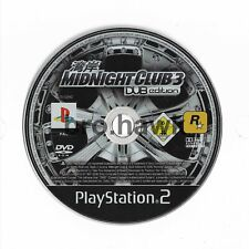 Midnight Club 3 DUB Edition (ps2, Play-Station) - PAL-Game Disk