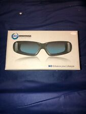 3D Active Shutter Glasses for TV rechargeable