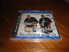 Chicano Rap CD Mister D & Sleepy Malo - Straight Out The Valle - Proper Dos LSOB