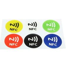 Mode NFC Tag Stickers Rfid Adhesive Label PET For Samsung plus 6 PET iPhone Z6S2