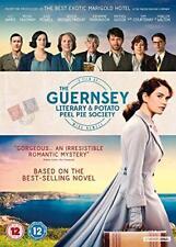 The Guernsey Literary And Potato Peel Pie Society [DVD] [2018][Region 2]