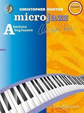 Microjazz für Absolute Anfänger - (Repackaged Edition mit CD) - Graded Piano P