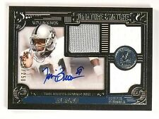 2015 Topps Museum Collection Tim Brown Triple Jersey Auto #D179/250 #SSTRTB *532
