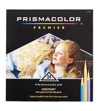 Prismacolor Premier Verithin Colored Pencil Set, 24-Colors
