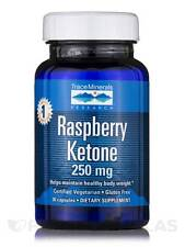 Raspberry Ketone 250 mg Trace Minerals also known as S-Line - Same Day Shipping