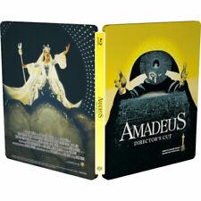 Amadeus - Director's Cut - Steelbook [1984, Blu-Ray, EU Region B Import]
