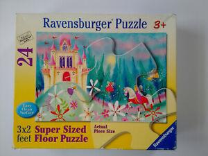 Ravensburger Dancing Princess 24 Piece Giant Floor Puzzle 052643 Kim Martin 2010
