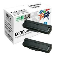2 pack ML1665 Toner Cartridge fits Samsung ML-1665 ML-1865W ML-1661 Printer