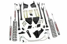 "Ford F250 Super Duty 6"" 4-Link Suspension Lift Kit (Diesel) w/o Overloads 11-14"